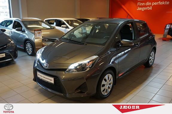 Toyota Yaris 1,5 Hybrid Active M. DAB+  2012, 25500 km, kr 149000,-