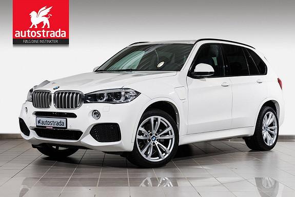 BMW X5 E-Hybrid 313hk xDrive M-Sport