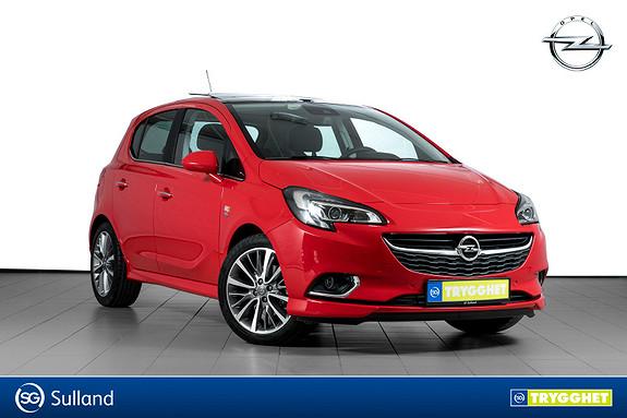 Opel Corsa 1,0 90hk Turbo Premium PROPPFULL AV EKSTRAUTSTYR !