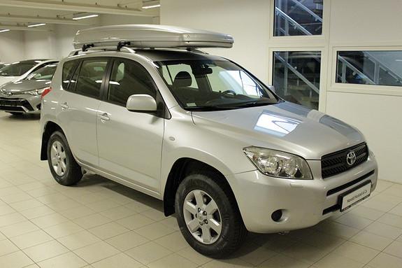Toyota RAV4 2,2 D-4D 136hk  2006, 258000 km, kr 99000,-