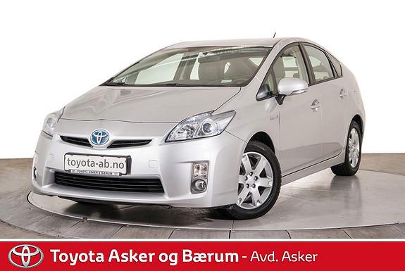 Toyota Prius 1,8 VVT-i Hybrid Comfort 1 EIERS BIL , FULGT ALLE SERVI  2010, 113400 km, kr 125000,-