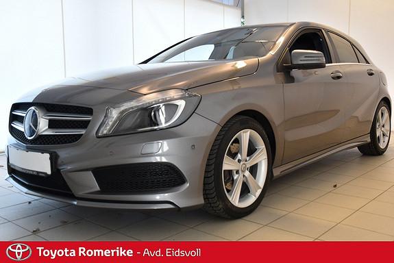 Mercedes-Benz A-Klasse A180 CDI Avantgarde aut. AMG! Automat! Servicehefte! Me  2013, 76566 km, kr 199000,-
