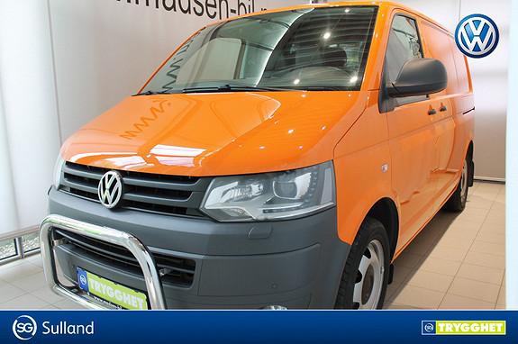 Volkswagen Transporter 2,0 TDI 180hk DSG 4M u/vindu WEBASTO, DAB+, BLUETOOTH