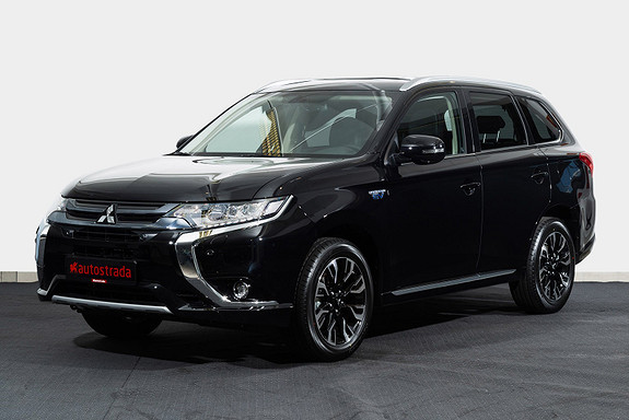 Mitsubishi Outlander PHEV Intense hybrid Carplay EV Bryter
