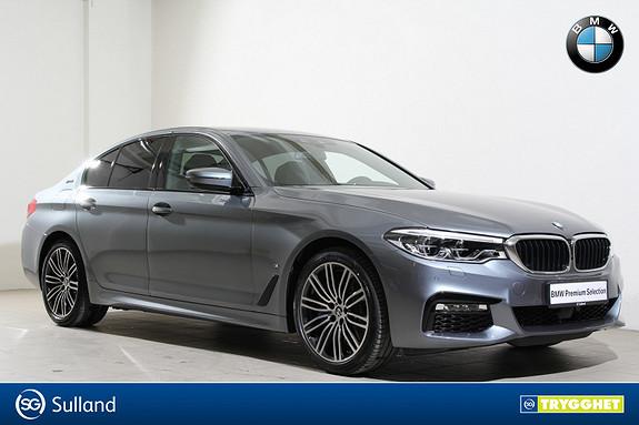 BMW 5-serie 530e iPerformance M-Navi-HUD-ActiveCruise-DAB+-LED++