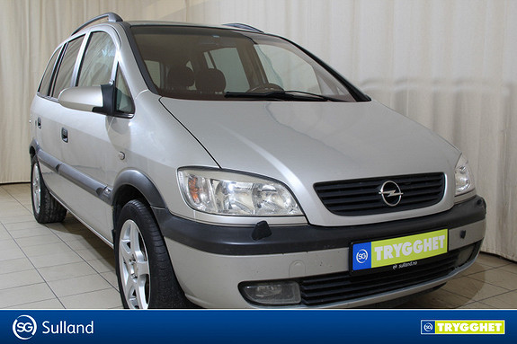 Opel Zafira 1,8 Comfort