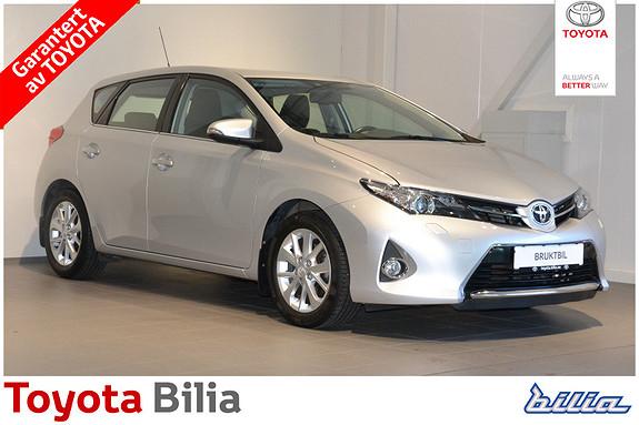 Toyota Auris 1,33 Dual VVT-i  Active  2013, 42000 km, kr 169000,-