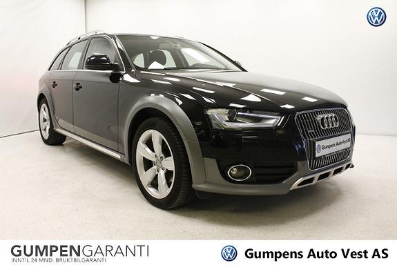 Audi A4 2,0 TDI 163 hk Automat/Quattro  2012, 79800 km, kr 359000,-