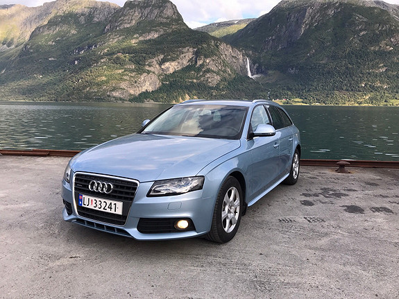 Audi A4 Audi A4 2,0 TFSI 211 hk Quattro. Låg km.stand 2009, 92000 km, kr 178660,-
