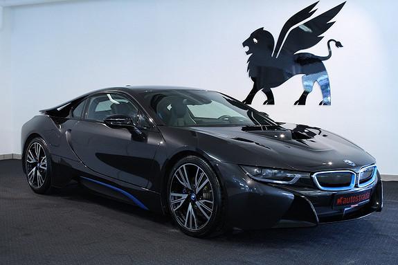 BMW i8 i8 Pure Impulse 362hk Navi Prof