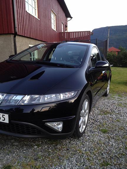Honda Civic 2,2 CDTI 2008, 190000 km, kr 68660,-