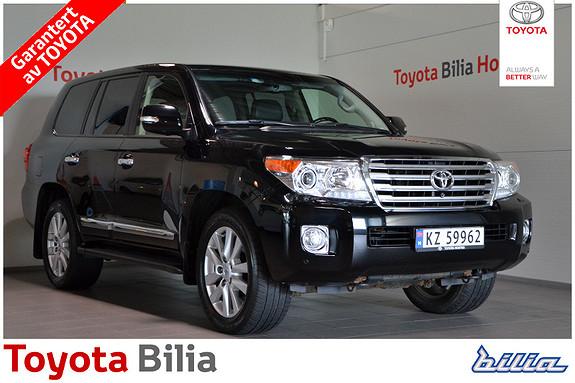 Toyota Land Cruiser V8 V8 D-4D  2012, 47680 km, kr 889000,-