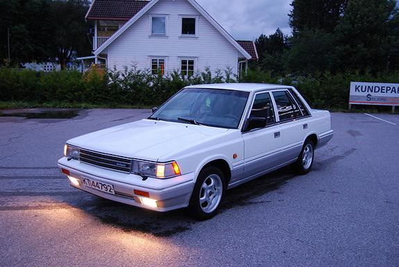 Nissan Laurel 2.8 TD 1989, 310000 km, kr 36569,-