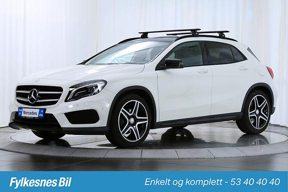Mercedes-Benz GLA 180 aut BiXenon, DAB+, AMG  2015, 14100 km, kr 369900,-