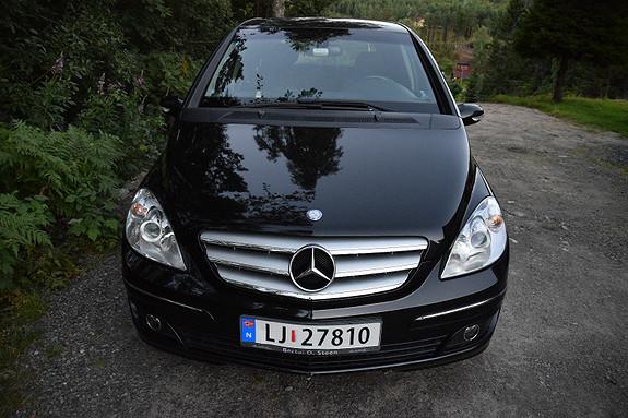 Mercedes-Benz B-Klasse 2007, 129400 km, kr 88660,-