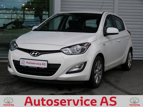 Hyundai i20 1,2 Comfort  2013, 39000 km, kr 99000,-