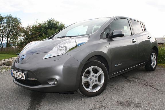 Nissan Leaf Acenta/gen. 2/inkl. hurtiglading til kr 10.000! 2015, 18000 km, kr 174900,-