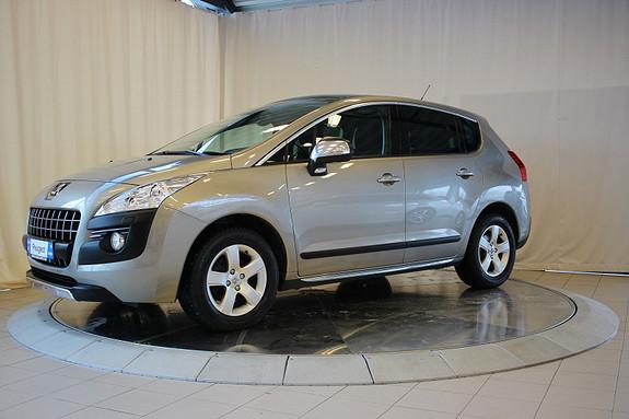 Peugeot 3008 1,6 Premium Pack HDi 112hk  2011, 94000 km, kr 134000,-