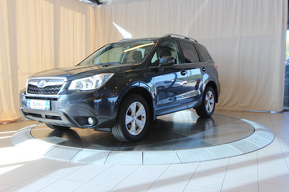 Subaru Forester 2.0i CLassic Lineartronic Navi .EDition  2014, 49 000 km, kr 318 000,-