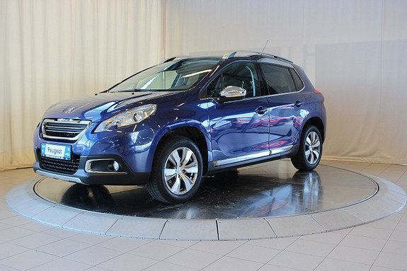 Peugeot 2008 Allure 1,2 PureTech 82hk  2014, 37000 km, kr 168000,-