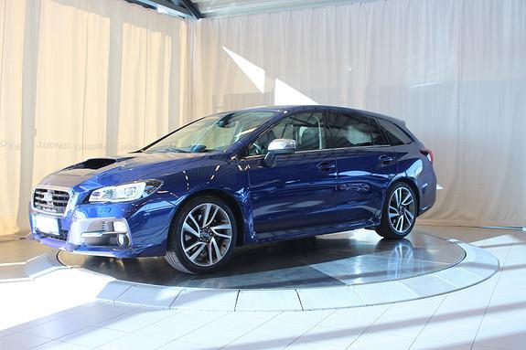 Subaru Levorg 1,6 DIT Sport Premium Lineartronic  2016, 13000 km, kr 369000,-