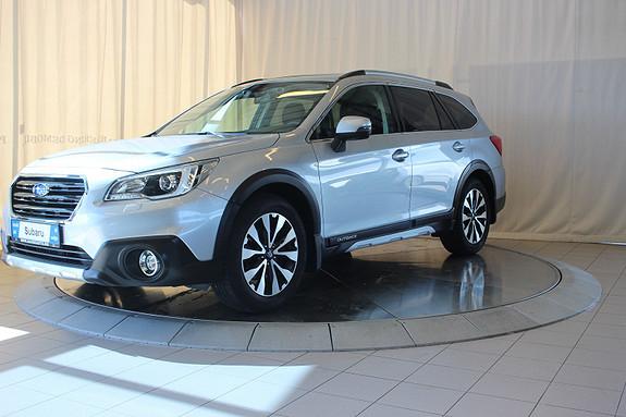 Subaru Outback 2,0D-S Lineartronic Sport Premium Off Road pakke 4X4  2015, 30000 km, kr 418000,-
