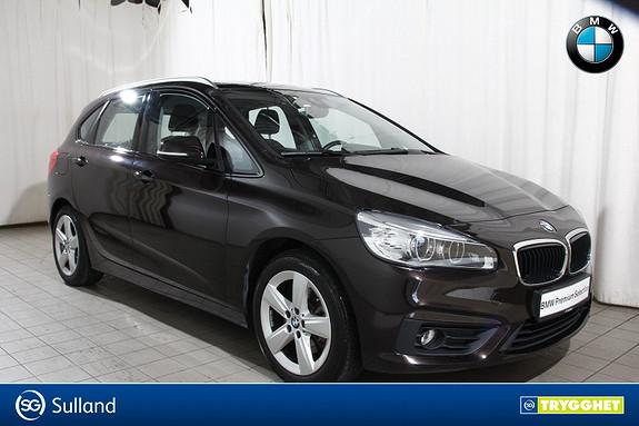BMW 2-serie 218i Active Tourer Nav-LED-Oppv.ratt-PDC-blåtann-krok