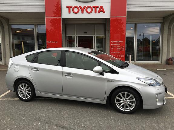 Toyota Prius 1,8 VVT-i Plug-in Hybrid Advance m/ navi, regnsensor, b  2013, 70705 km, kr 219000,-