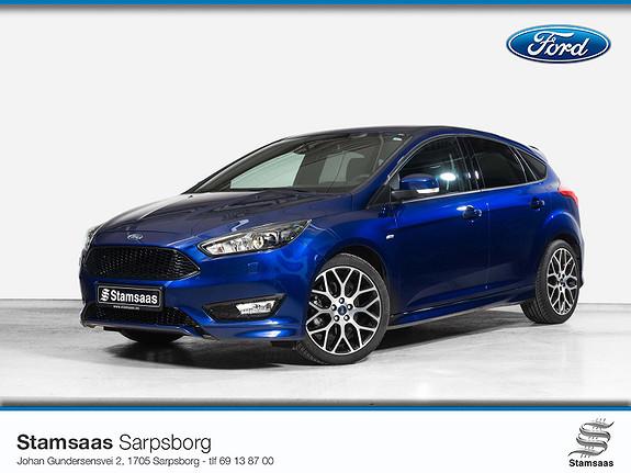 Ford Focus 1,5 EcoBoost 182hk ST-Line l Xenon l DAB+ l City stop l