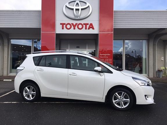 Toyota Verso 2,0 D-4D Active+ 7 seter TECTYL, BT, DAB+, NAVI, RYGGEK  2014, 53347 km, kr 255000,-