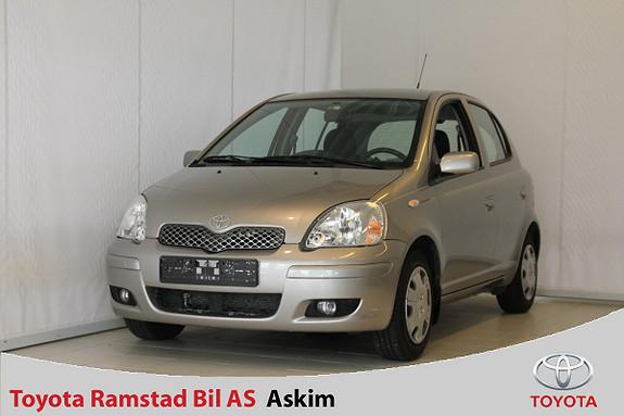 Toyota Yaris 1,0 Sol  2005, 95500 km, kr 55000,-