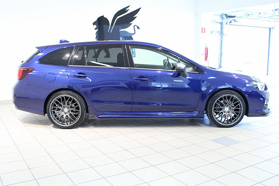 Subaru Levorg Aut. AWD STI-styling H.feste