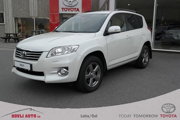 Toyota RAV4 2,2 D-4D Vanguard 4x4  2013, 35488 km, kr 299900,-