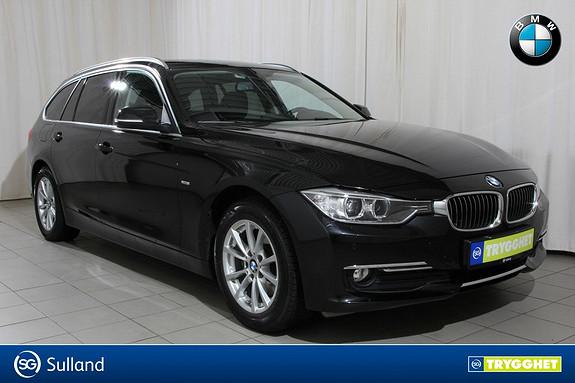 BMW 3-serie 320dAT xDrive NAVI-El.Krok-Oppv.ratt-Lux.line-HiFi-etc