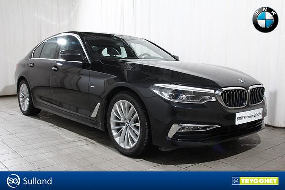 BMW 5-serie 520da xDrive 190 HeadUp-Ad.LED-EDC-Komf.Seter-Ad.Cruise