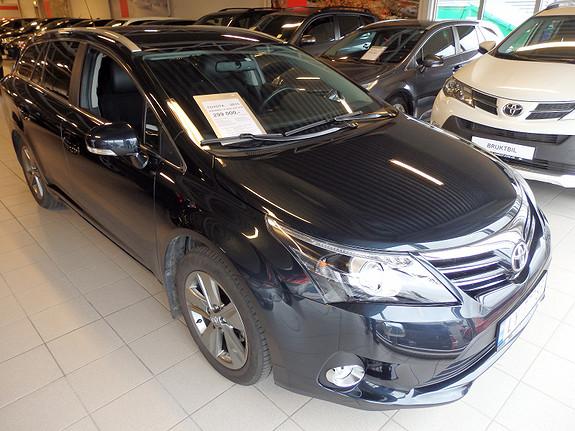 Toyota Avensis 1.8VVT-i Advance In Business 2  2015, 33500 km, kr 299000,-