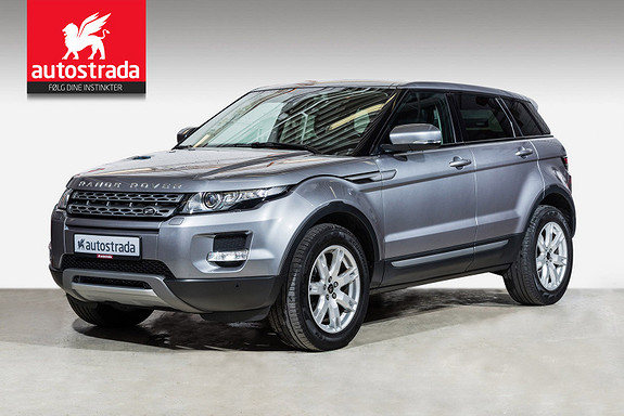 Land Rover Range Rover Evoque TD4 Pure/ Kamera/ DAB+/Panorama/+++