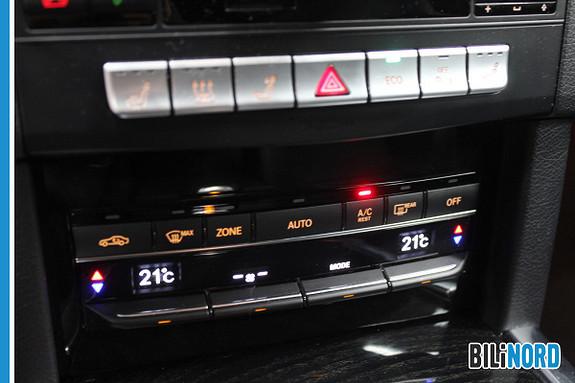 Bilbilde: Mercedes-Benz E-Klasse