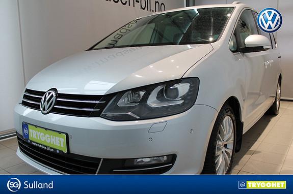 Volkswagen Sharan 2,0 140 TDI BMT DSG Highline WEBASTO, NAVI, KROK, XENON
