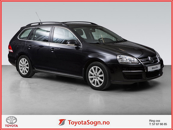 Volkswagen Golf 1,9 TDI 105hk Comfort BlueMotion  2009, 145000 km, kr 98000,-