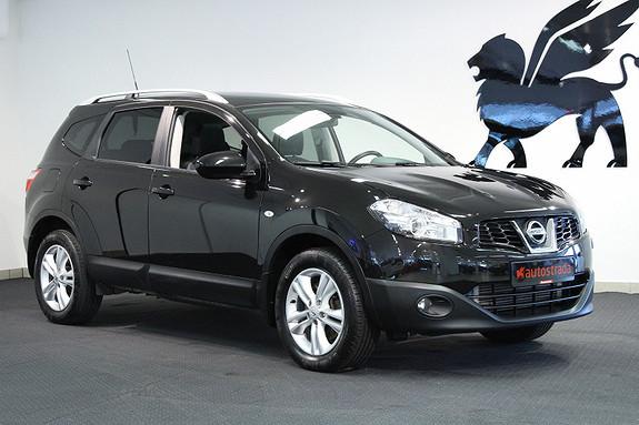 Nissan Qashqai +2 2.0DCI 150hk 4x4 Tekna