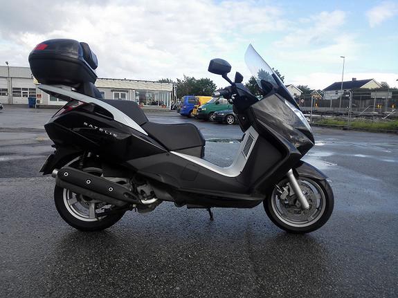 Peugeot SATELIS 2012, 9900 km, kr 54900,-