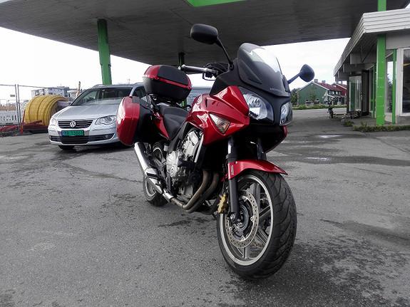 Honda CBF600SA 2010, 25454 km, kr 59500,-