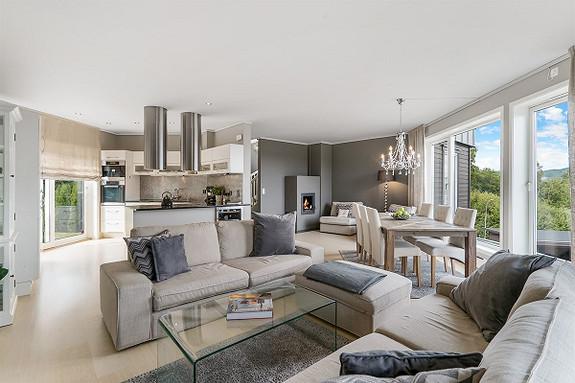 5-roms rekkehus - Drammen - 5 950 000,- Nordvik & Partners