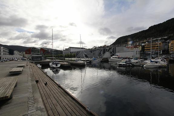 Marina i Solheimsviken