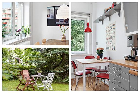 3-roms leilighet - Sagene-Torshov - Oslo - 4 250 000,- Schala & Partners