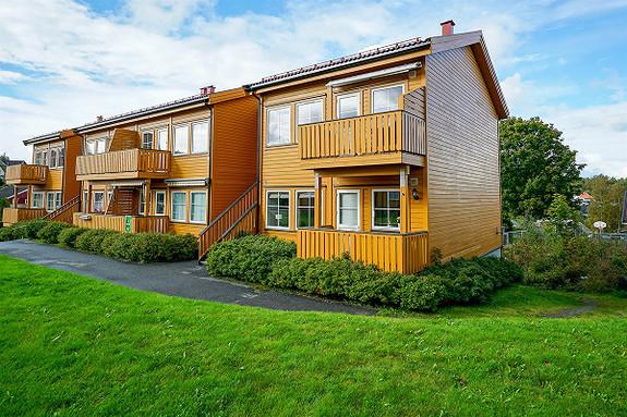 3-roms leilighet - Flateby - 1 260 000,- Nordvik & Partners