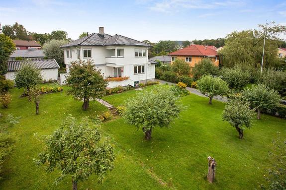 Tomannsbolig - St. Hanshaugen-Ullevål - Oslo - 17 000 000,- Nordvik & Partners