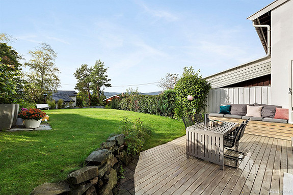 5-roms rekkehus - Røa - Oslo - 7 900 000,- Schala & Partners