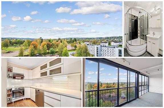 2-roms leilighet - Skien - 890 000,- Meland & Partners